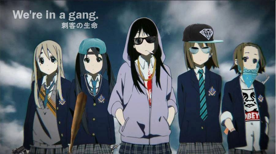 I would join this gang