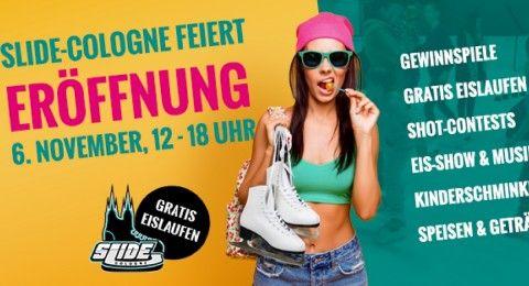 Unbeauftragte Werbung Koln S Erste Kunsteis Arena Feiert Eroffnung Feiern Ausfluge Mit Kindern Und Eislaufen