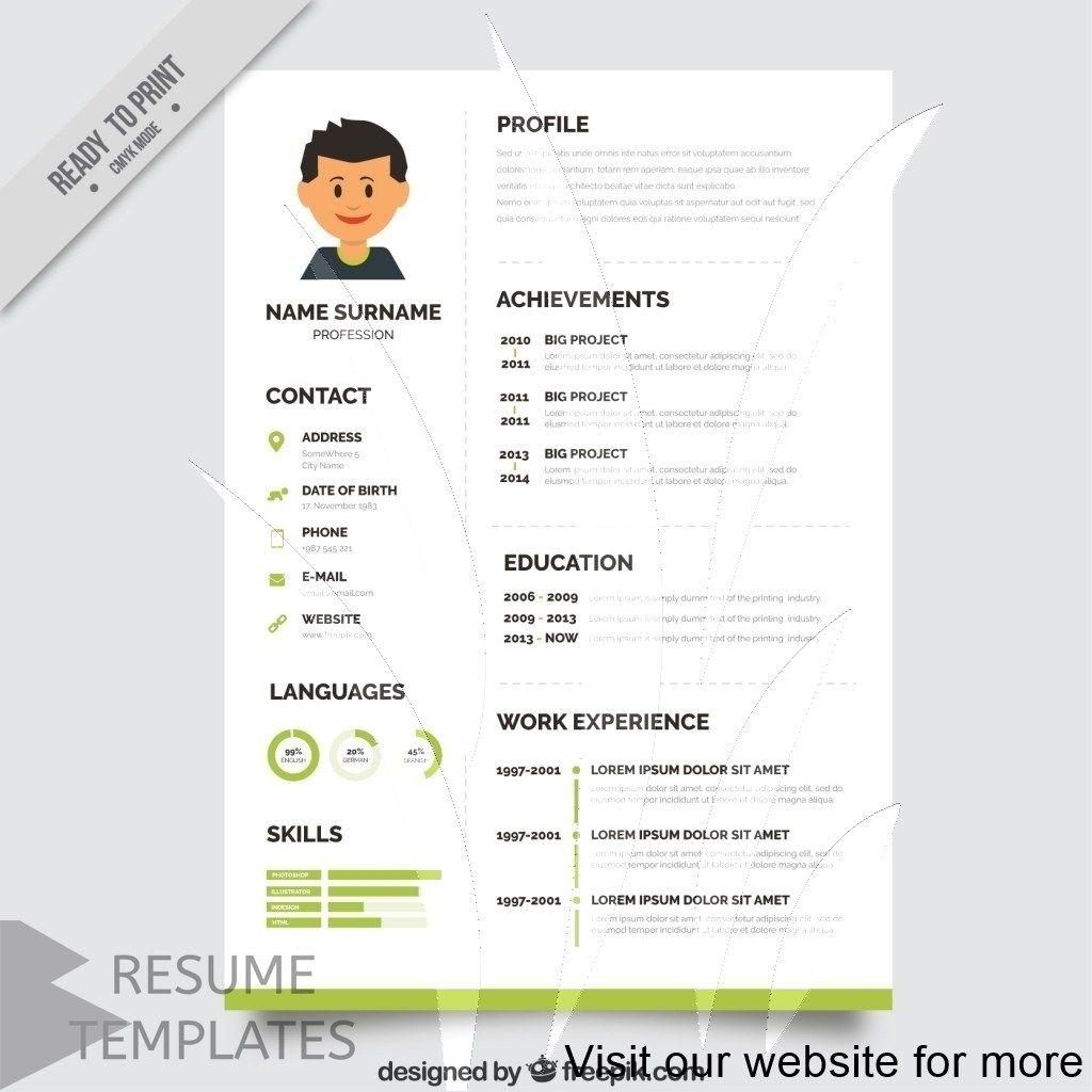 resume templates word microsoft Best 2020 in 2020 Resume