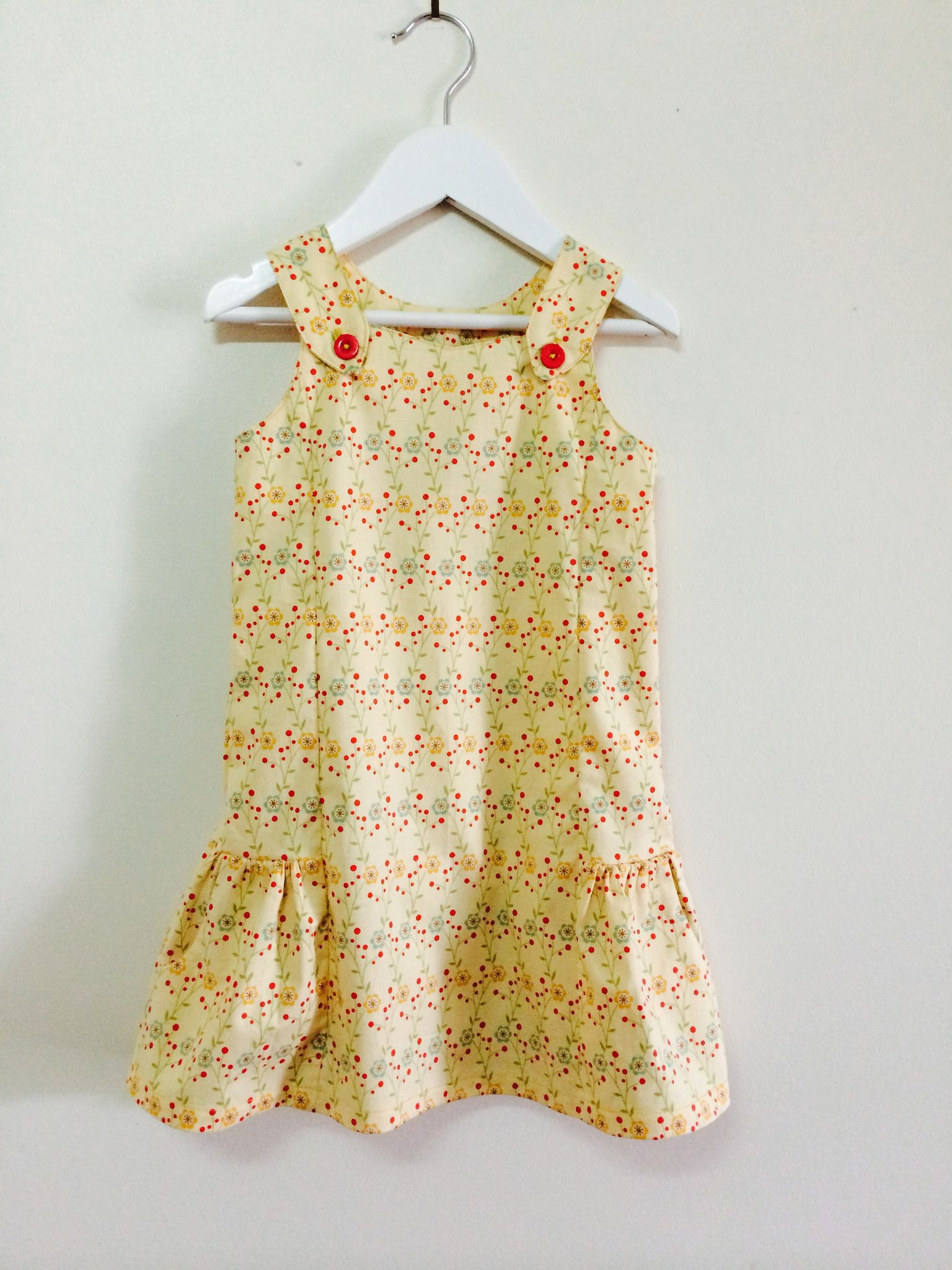 Seashore Sundress In Cosmo Cricket Early Bird Stashed 4 Yrs Roupas Roupas Infantil Infantil