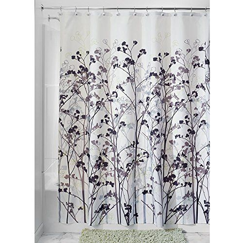 Black Tree Shower Curtain - Best Selection in Town! | Tree shower ...