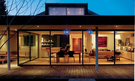 The High Art Of Bungalow Conversions. Extension IdeasGlass ExtensionBungalowsHouse  DesignMartin ...