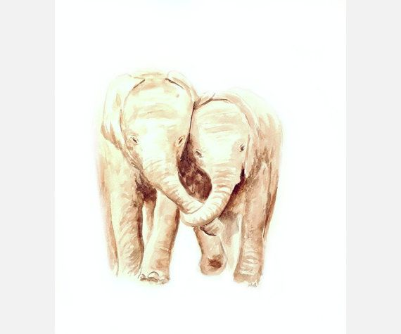 Pareja de elefantes en el aspecto simb lico el feng shui for Elefantes decoracion feng shui