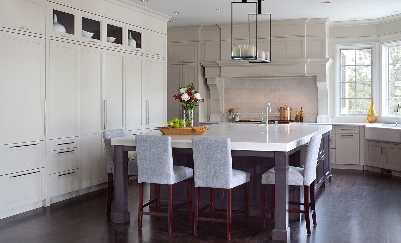 Transitional | William Ohs | Modern kitchen design ...