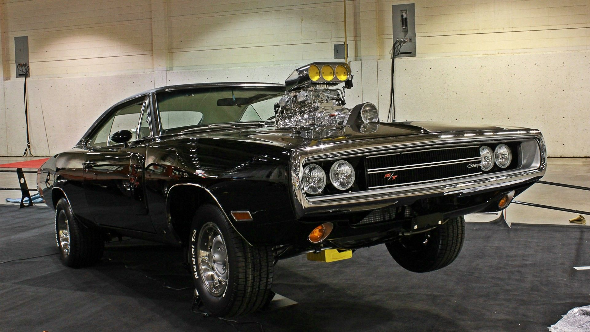 dom's pro street 1970 dodge charger r/t http://www