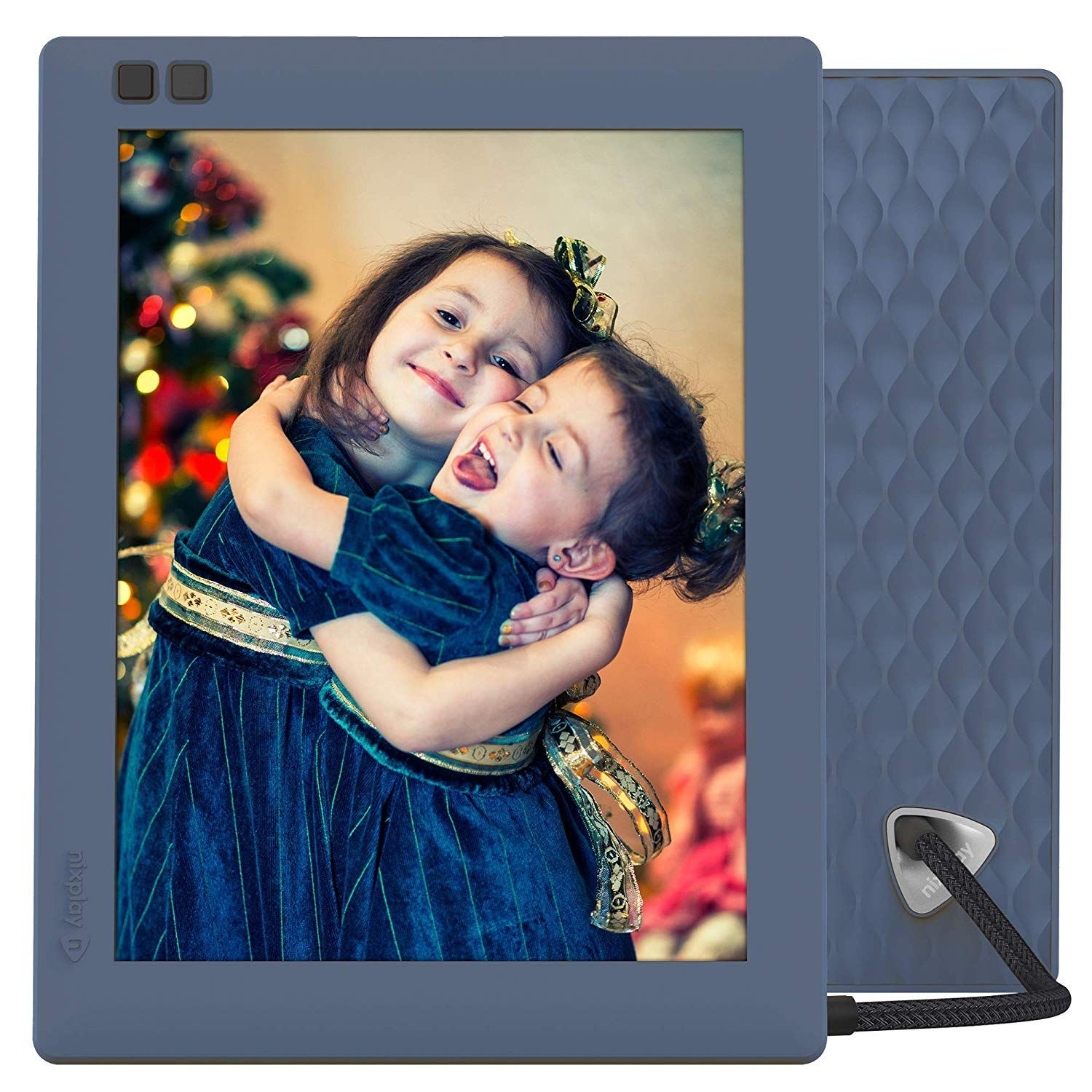 Nixplay Seed 8 Inch WiFi Digital Photo Frame with Mobile