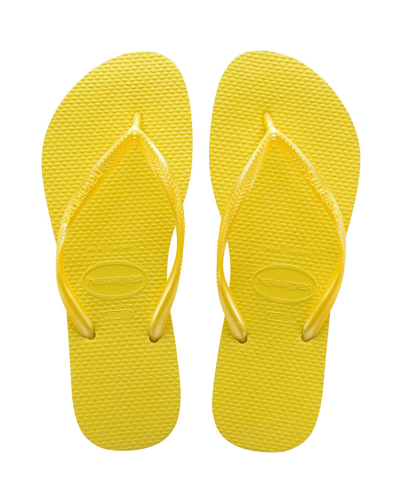 1d17133047e9 Havaianas Slim Revival Yellow Flip Flops Price From  £12.93 Crocs