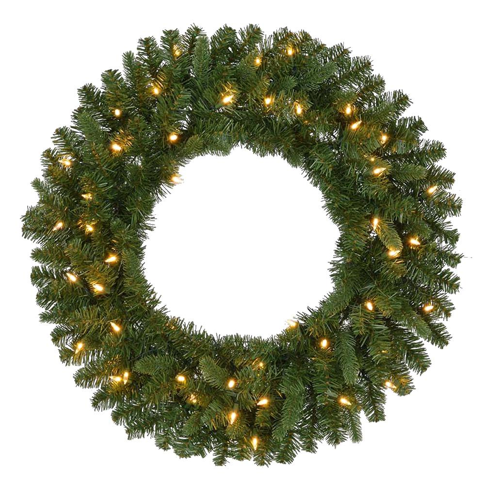 Home Accents Holiday 30 In Pre Lit Battery Operated Led Sierra Nevada Artificial Christmas Wreath With Warm White Lights Gd26p3a38l05 The Home Depot Artificial Christmas Wreaths Christmas Wreaths Artificial Wreath Pre lit battery operated christmas wreath