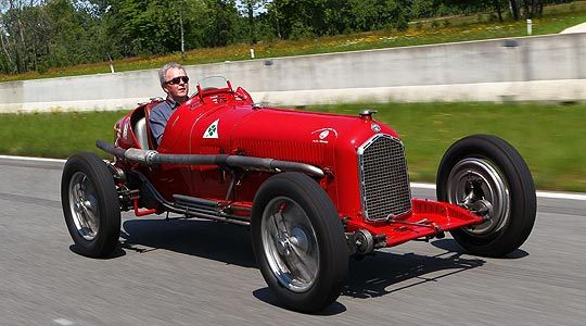 Alfa Romeo Gran Premio Tipo B
