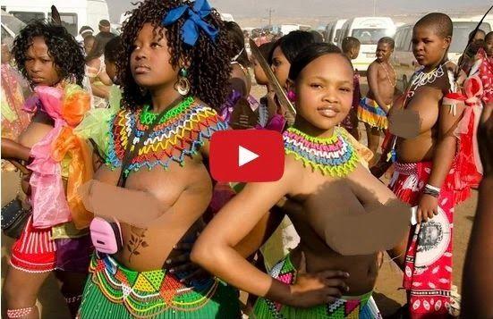 African virgin girls pics