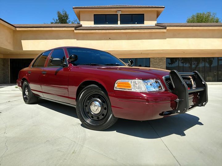 2011 Ford Crown Victoria 2011 Ford Crown Victoria POLICE