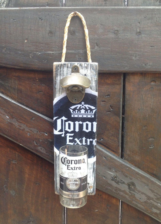 Corona Beer Bottle Wall Opener Bottle Wall Corona Beer Bottle Beer Bottle