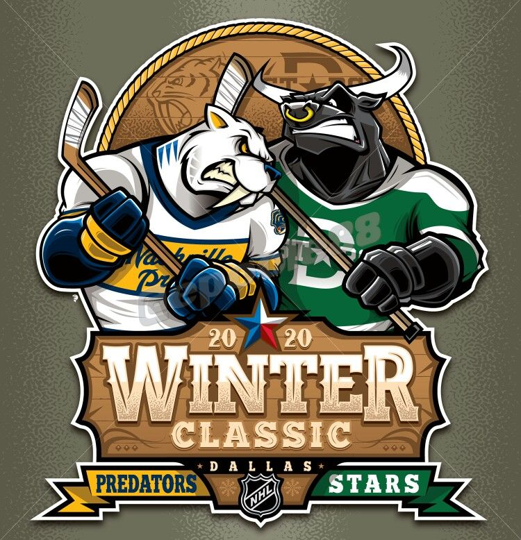 2020 NHL Winter Classic presented by Bridgestone | Nhl ...