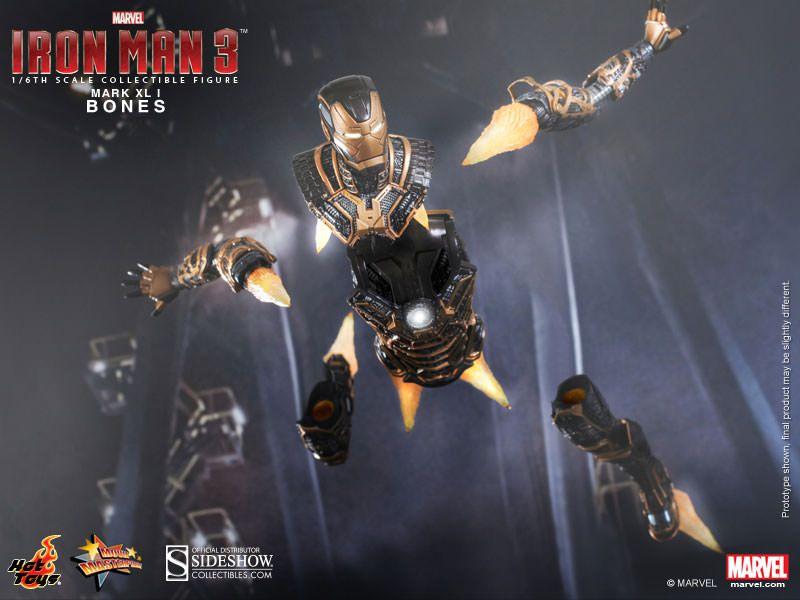 Iron Man Mark XLI 'Bones' Sixth-Scale Figure