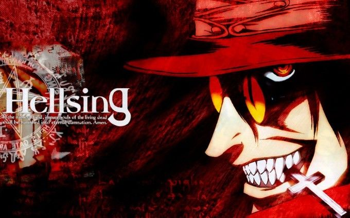 Hellsing Alucard Hd Wallpaper Faves Pinterest Hellsing Alucard