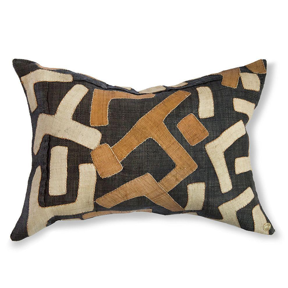 Kuba Cloth Pillow III 24x20 (295)