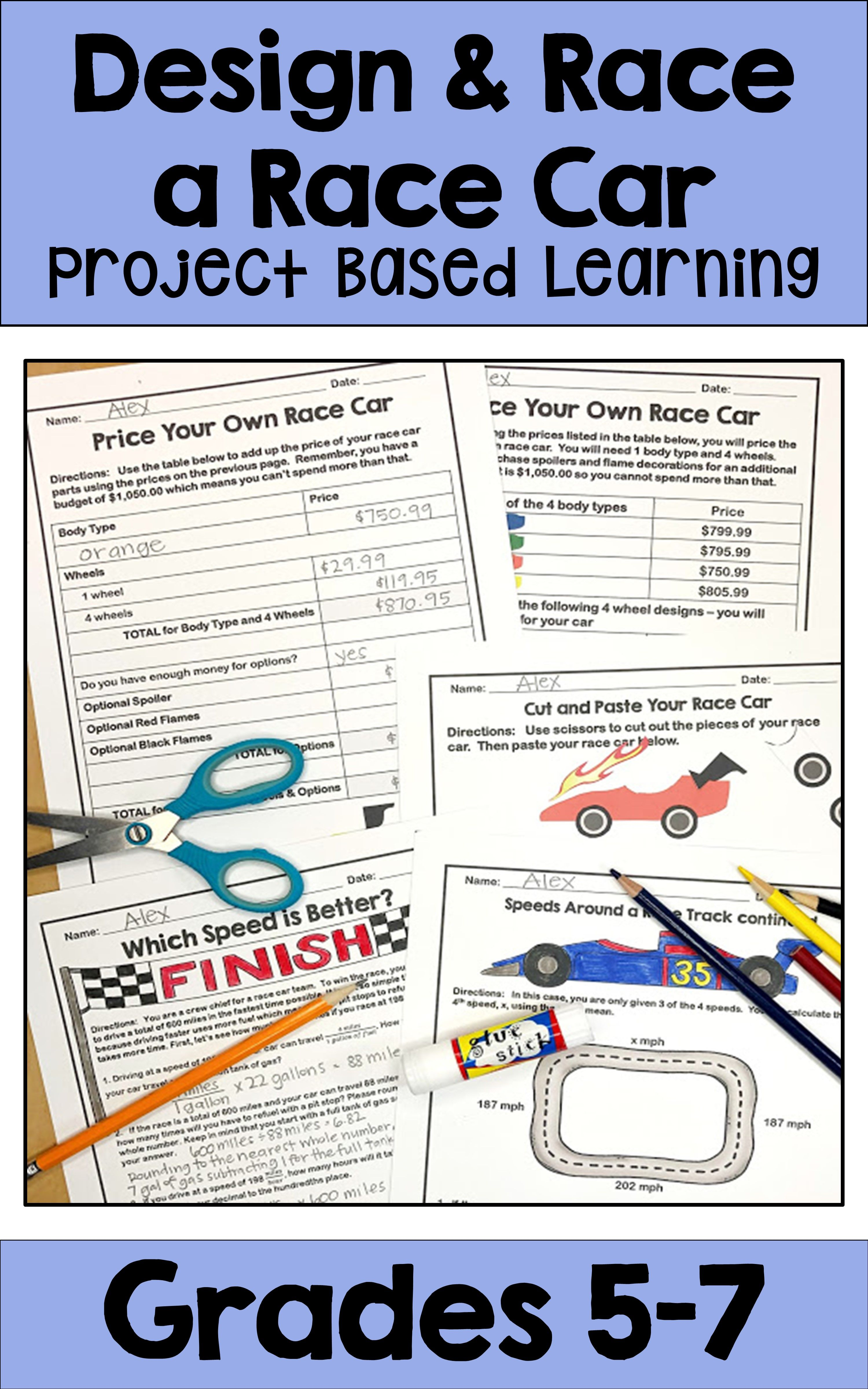 Project Based Learning Math