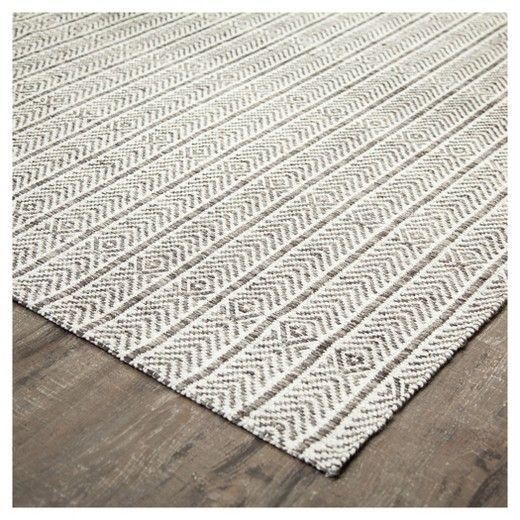Gray Shapes Woven Area Rug 8 X10 Anji Mountain Area Rugs