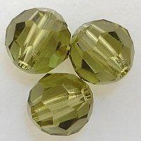 Swarovski Crystal Round Beads Khaki Fall Color Trends