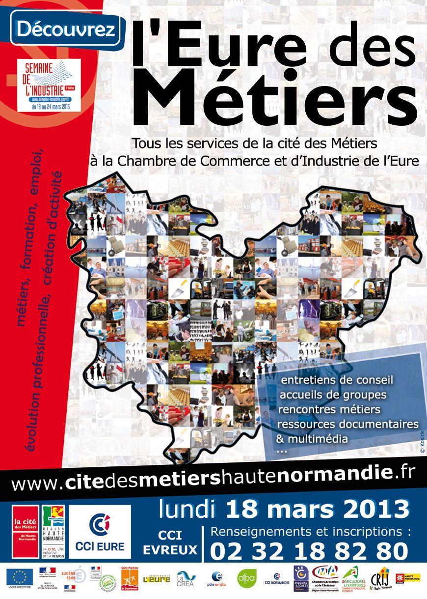 Cite Des Metiers Ephemere A Evreux Evolution Professionnelle