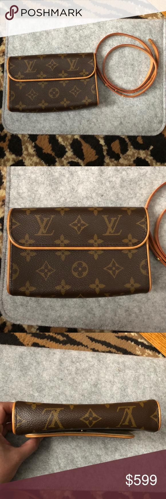 89cbb51a5888 Louis Vuitton Florentine fanny pack Excellent used condition. Authentic!!!!  Belt size is XS Louis Vuitton Bags Mini Bags