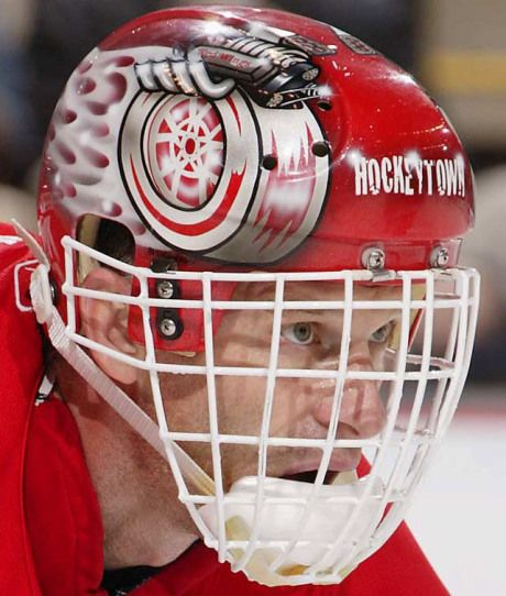 50th Anniversary Of The Goalie Mask A Celebration Of Goalie Artwork Goalie Mask Goalie Detroit Red Wings Hockey