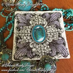 zentangle gems - Google Search