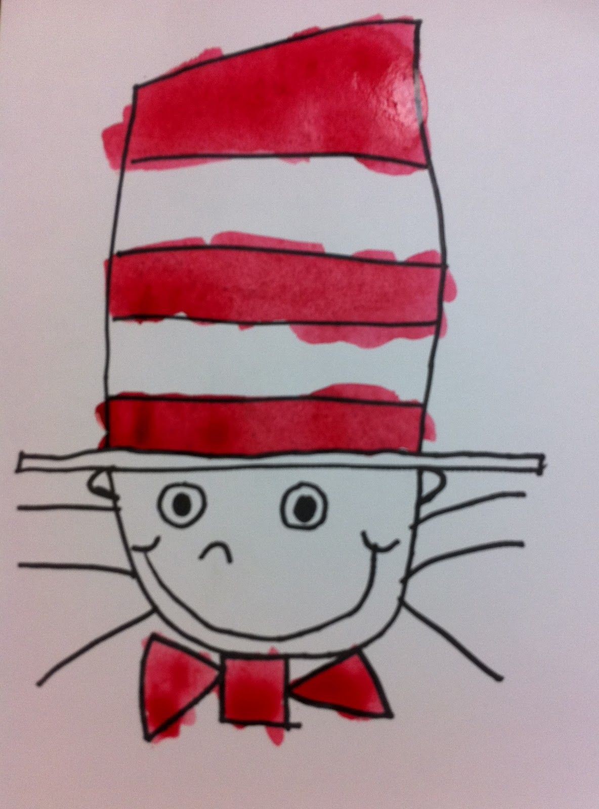 Another Way To Draw The Cat In The Hat Fairy Dust