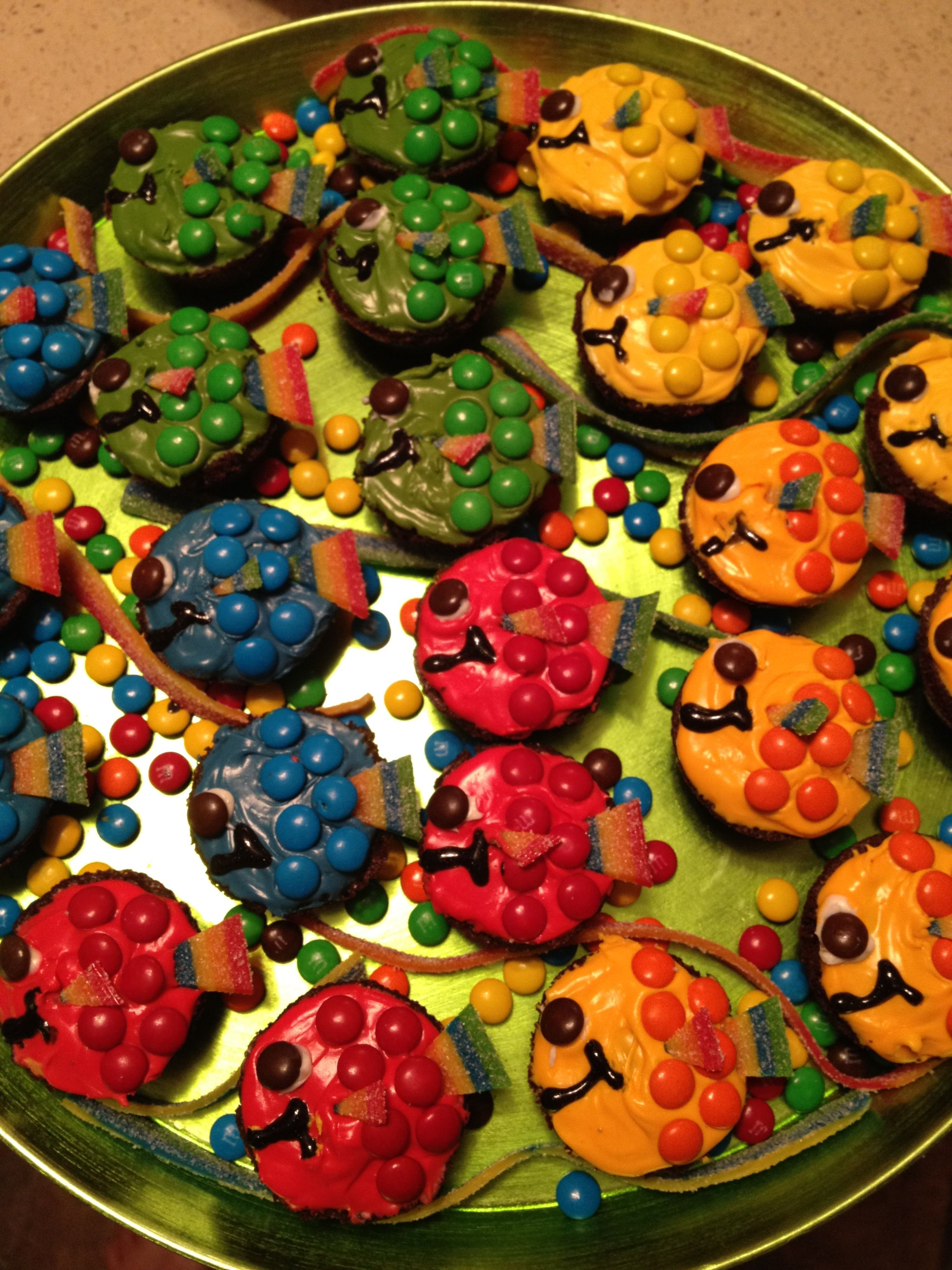 Brownies rainbow fish | Holidays | Pinterest | Rainbow fish