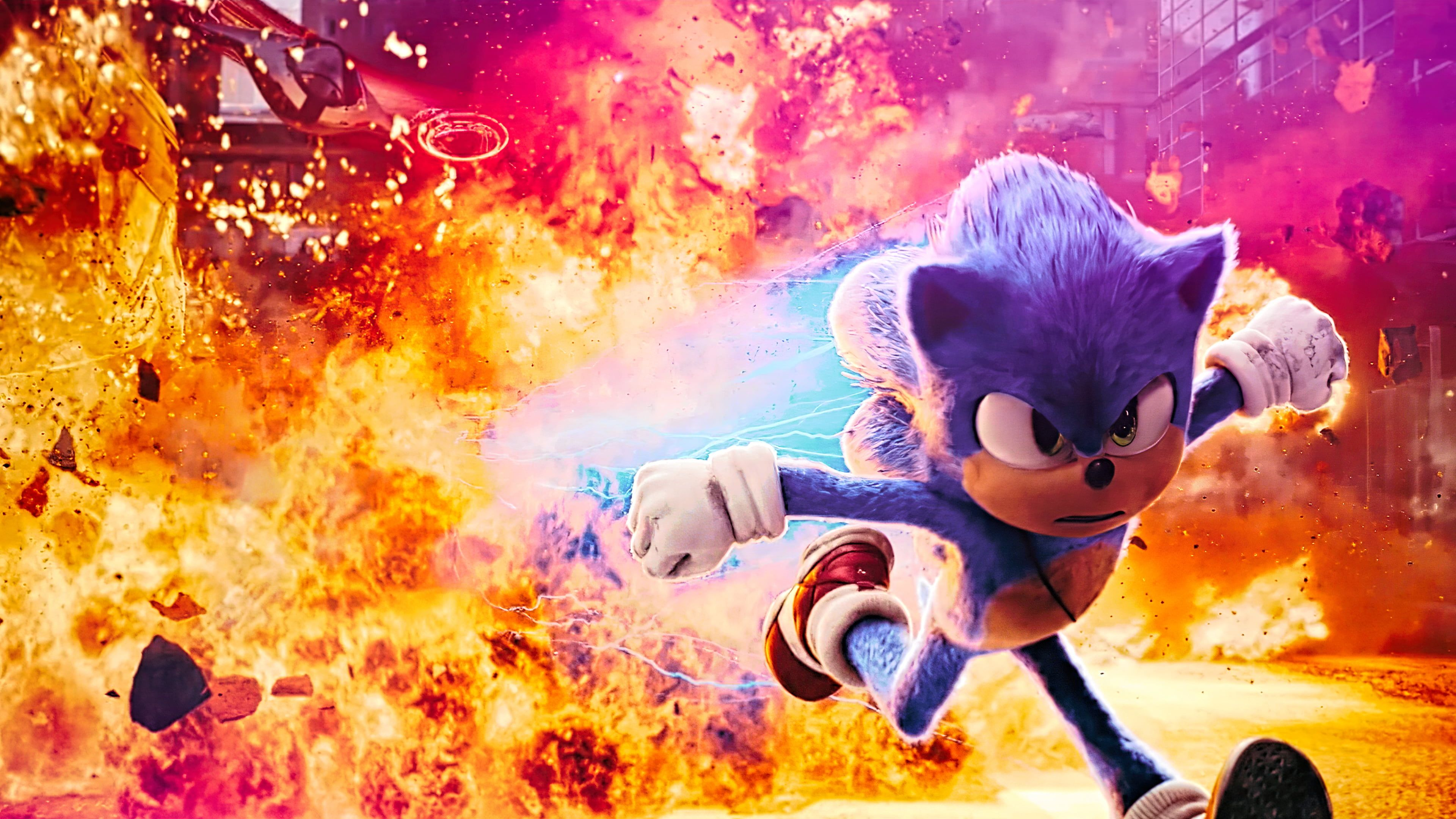 Sonic The Hedgehog Sonic 2020 Cgi 3d Graphics 4k Wallpaper Hdwallpaper Desktop In 2020 Mermaid Wallpapers 3d Animation Wallpaper Cartoon Wallpaper