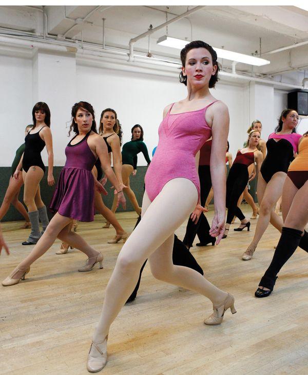 Seven Deadly Audition Sins - Dance Spirit (Photo by Rachel Papo, courtesy  Dance Magazine)