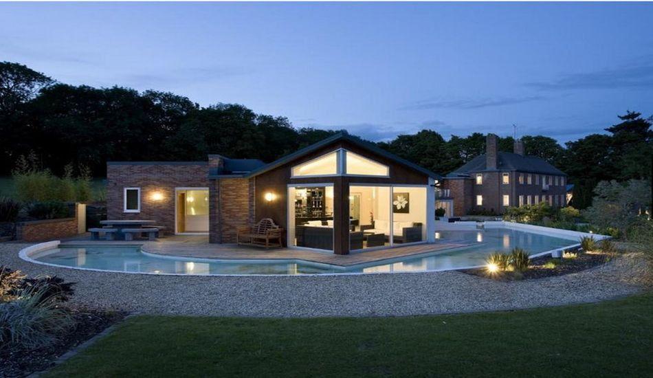 Extension de maison en bois, lu0027option idéale pour agrandir sa maison