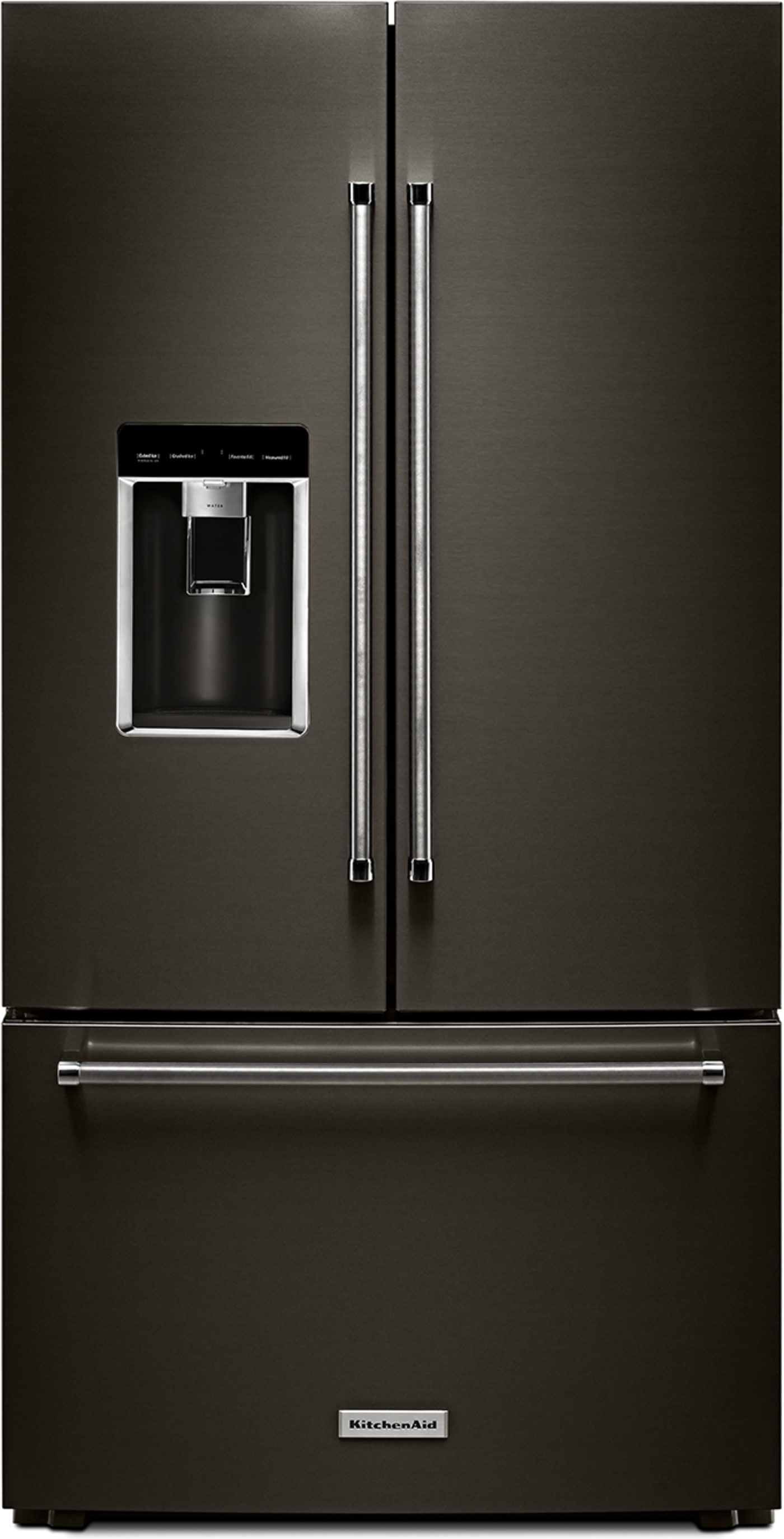 Krfc704fbs By Kitchenaid French Door Refrigerators