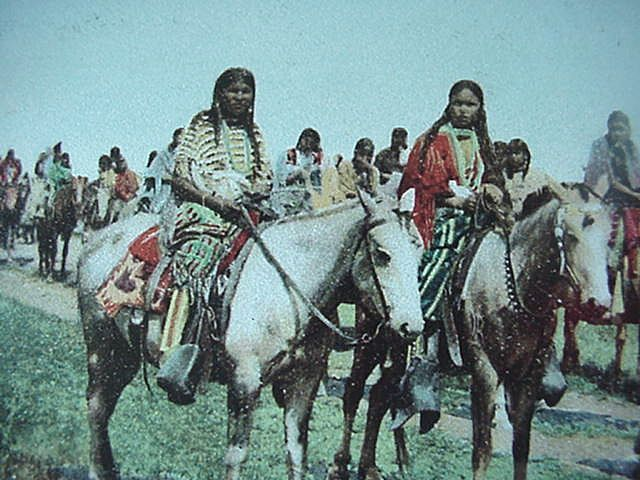 an introduction to the history of the comanche The comanches ruled the plains from the early 1700s until the 1870s the  comanches excelled with the introduction of the horse, and quickly.