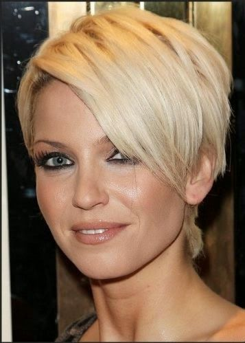 coupe cheveux courts avec mches blondes with coiffure cheveux court avec  meches