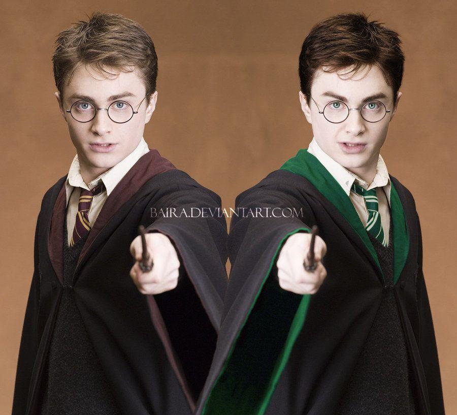 Harry Potter From Slytherin Xd By Baira On Deviantart Slytherin