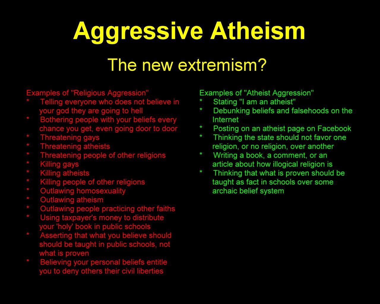 Pin On Atheist Vs Religious
