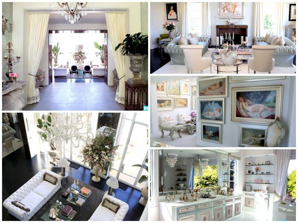 Lisa Vanderpump New House Tour Images