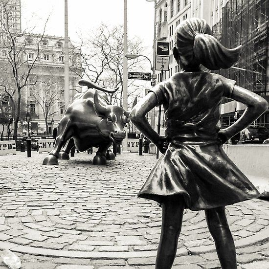 fearless girl bull nyc wall street news on wall street news id=15176