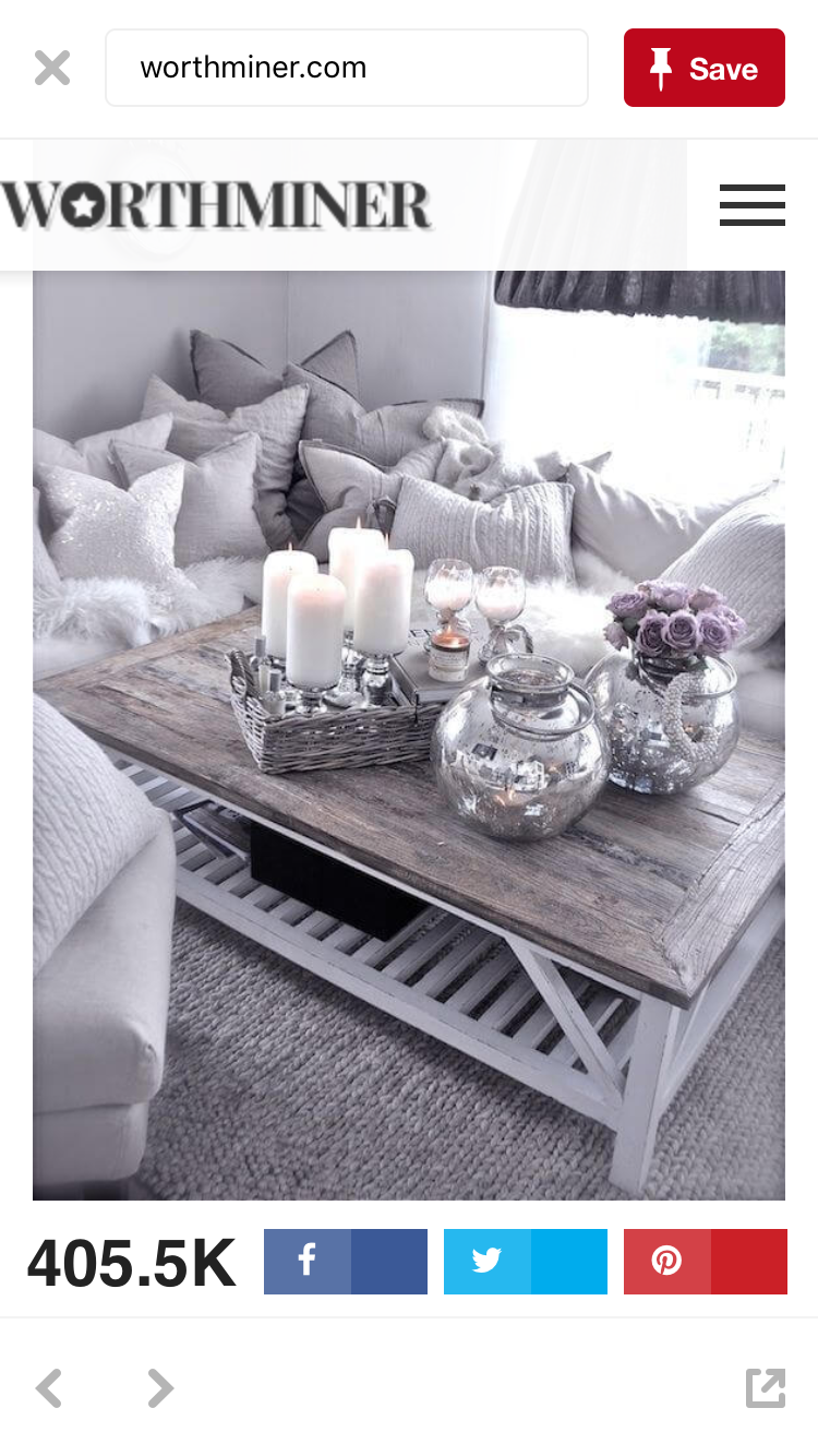 Pin By Beth Donner Design Kd On Zangri Fam 2 Coffee Table Decor