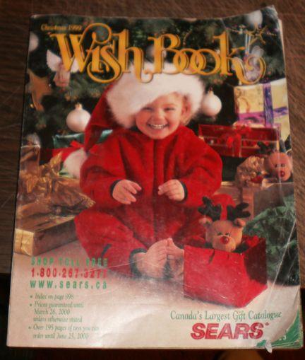 Sears Christmas Wish Book Catalog, 1999 | *~* All Things