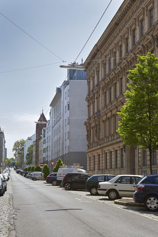 Wunderschöne Gründerzeitfassade.