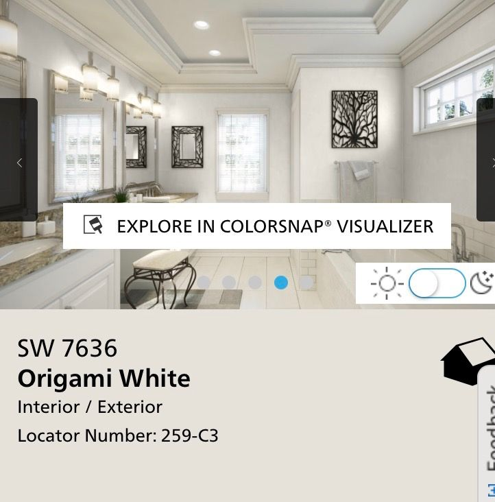 origami white sherwin williams new house master With kitchen colors with white cabinets with origamie en papier