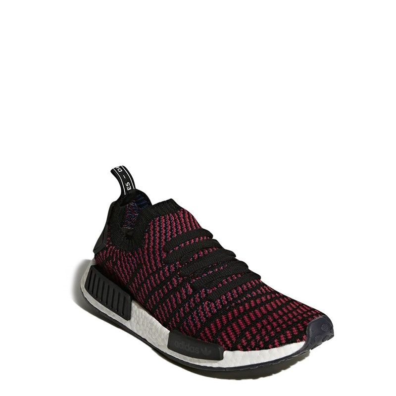 Adidas Cq2385 Nmd R1 Stlt Men Red Sneakers | Red sneakers