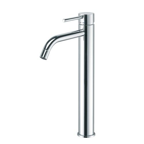 Bathroom Faucets With Lights light lig 081 tall single lever bathroom faucet | modern high
