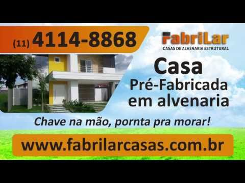 Fabrilar Casas de Alvenaria: Os valores da Fabrilar Casas fazem parte do dia a ...