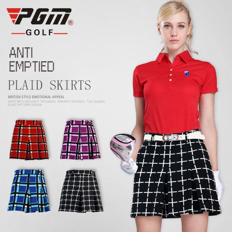 Golf womens golf skirts golf clothing pantskirt women for Womens golf shirts xxl