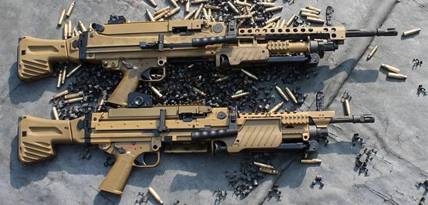 H&K MG4 | Guns | Guns, Firearm...
