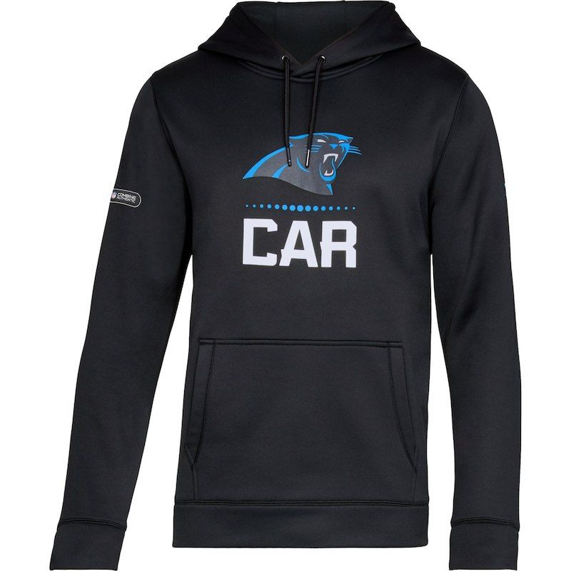 Cheap Carolina Panthers Under Armour Combine Authentic Lockup Pullover  supplier