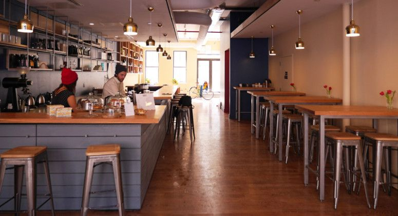 New cafe/shop Budin brings Scandinavian goods to Greenpoint.